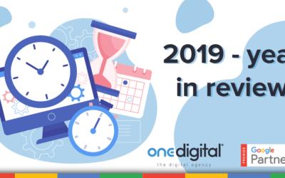 OneDigital în 2019